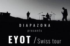 Eyot na turneji u Švajcarskoj