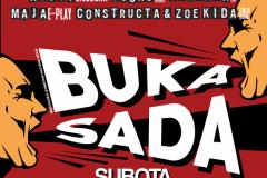 """""""Beogradska Ultimativna Kulturna Akcija"""" te poziva na novi događaj sezone: BUKA! SADA!"""