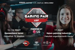 USF Gaming Fair powered by LG