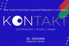 KONTAKT 2019 objavljuje muzički program