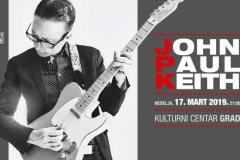 John Paul Keith uskoro u Beogradu