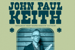 John Paul Keith (Memphis, TN, USA) u klubu Feedback
