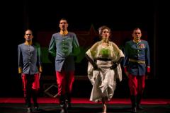 """Predstava """"Sprovod u Terezijenburgu"""" u Bitef tetaru"""