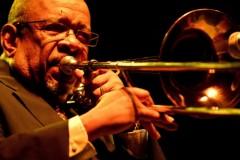 Povratak tromboniste Jamesa Browna u Beograd