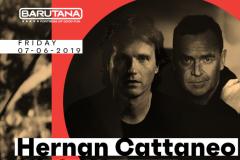 Susret veterana progressive zvuka: Hernan Cattaneo i Nick Warren vraćaju se u Barutanu 7. juna