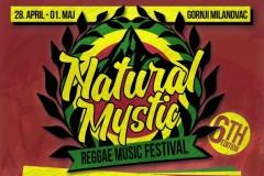 Natural Mystic Festival od 28. aprila do 1. maja