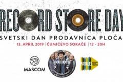 Svetski praznik gramofonskih ploča i ovog proleća u Beogradu