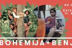 """Bohemija predstavlja novi album - """"Nasmeši se i reši se?"""" 11. aprila u Kc Gradu"""