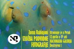 Izložba podvodne fotografije - Zoran Rubinjoni