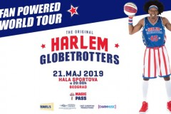 Harlem Globetrotters u Beogradu - Požurite po MAGIC PASS!