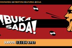 BUKA!SADA! lineup i VIDEO VODIČ kroz KPGT sa Majom Cvetković (E-play)