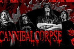 Poznate predgrupe za Cannibal Corpse u Novom Sadu