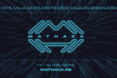 Omikron vam predstavlja MatHackathon 2019!