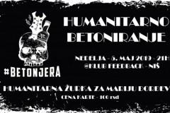 Humanitarna žurka za Mariju Đorđević