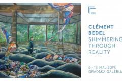 Izložba francuskog umetnika Klemona Bedela