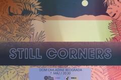 Still Corners sutra u Beogradu – rasprodat koncert u Domu omladine!