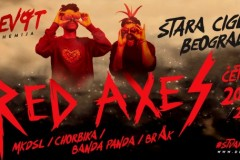 RED AXES NA DEV9T