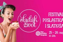 Festival poslastica i slatkiša u Domu omladine Beograda