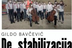 """Izložba """"De_stabilizacija"""" Gilda Bavčevića u Galeriji DOB"""