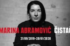 """Izložba """"Čistač"""" Marine Abramović od 21. septembra u Muzeju savremene umetnosti"""