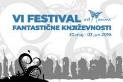 VI Festival fantastične književnosti Art-Anima od 30. maja do 3. juna u Beogradu