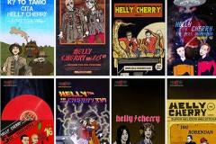 Helly Cherry, regionalni web magazin posvećen alternativnoj i andergraund (i onoj pomalo iznad) kulturi, obeležio 16 godina rada