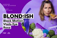 Nastupi Blond:ish i Black Motion premeštaju se u Hangar Luke Beograd