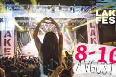 LAKE FEST od 8. do 10. avgusta u Nikšiću