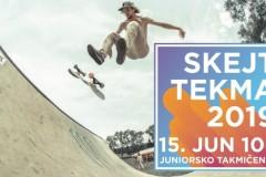 SKEJT TEKMA 2019 - takmičenje u skejtbordingu 15. juna u Beogradu