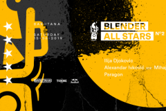 Drugo izdanje Blender All Stars žurke