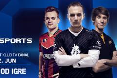 Sport Klub Esports - novi TV kanal posvećen svetu esports i video igara