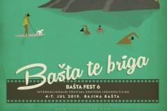 BAŠTA FEST: Šesto izdanje internacionalnog festivala kratkog igranog filma Bajina Bašta, od 4. do 7. jula 2019. godine