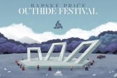 Outhide fest: Akcija 3+1 gratis