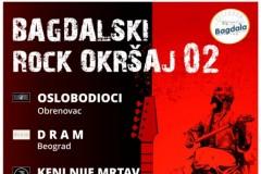 """Bagdalski rock okršaj"" 13. jula na epskom Brdu"