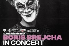 Svetska DJ zvezda, Boris Brejcha, 30. Novembra ponovo u Beogradu