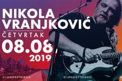 Nikola Vranjković: Sviraćemo dosta starih pjesama i nekoliko sa Veronautike
