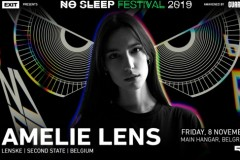 Beograde, nema spavanja: Amelie Lens predvodi prvi talas Exitovog No Sleep Festivala!