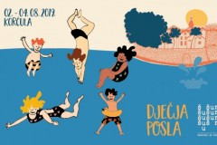 Dječja posla - 8. izdanje ŠUŠUR! Festival od riči na ostrvu Korčula