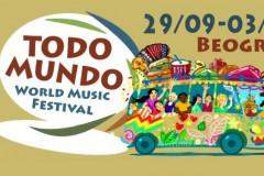 WORLD MUSIC FESTIVAL »TODO MUNDO«, NOVO POJAČANO IZDANJE