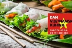 Dan vijetnamske kuhinje u Beogradskom Marketu