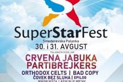 Superstar fest u Smederevskoj Palanci dovodi Brejkerse, Kelte, Jabuku