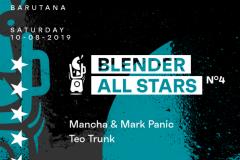 ČETVRTA ŽURKA BLENDER ALL STARS