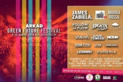 James Zabiela, Hidden Empire, Marika Rossa i još mnogi drugi na Green Future Festivalu