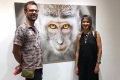 Otvorena izložba fotografija Aleksandra Jovkovića - ''Ja majmun'' u galeriji O3one Art Space