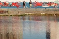 Gde su bili šta su radili - Street art Jane Danilović