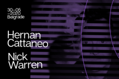 Hernan Cattaneo vs Nick Warren 30. maja u Beogradu
