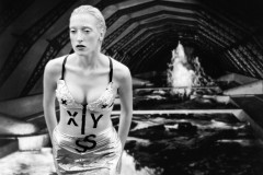 "Izložba Ivana Šijaka - ""Metropolis Revisited 1994"""