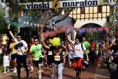 Trčanje, vino i odlična zabava na Vinskom maratonu na Paliću