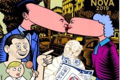Japanski strip-crtač Harukiči gost Nova Festivala u Pančevu