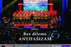 Podgorički KIC POP HOR gostuje u Beogradu povodom Dana oslobođenja Beograda